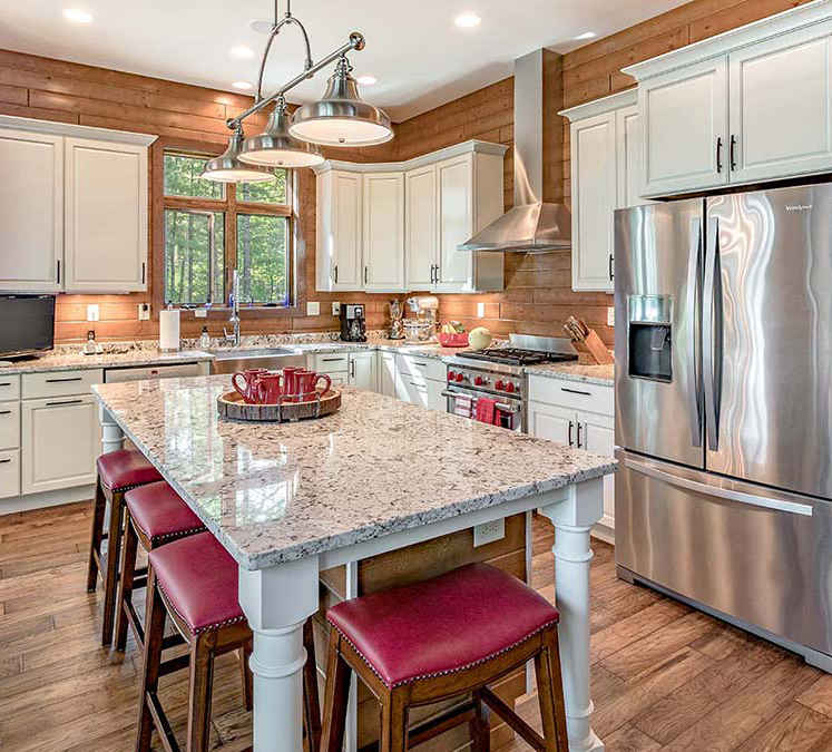Custom home remodels and additions Minocqua WI