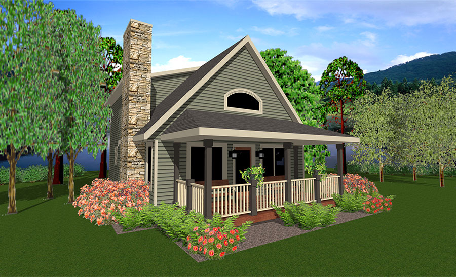 River Birch Floor Plan Custom Home by Everest Custom Home Builder Minocqua WI